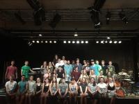 Gruppenfoto im Lincoln