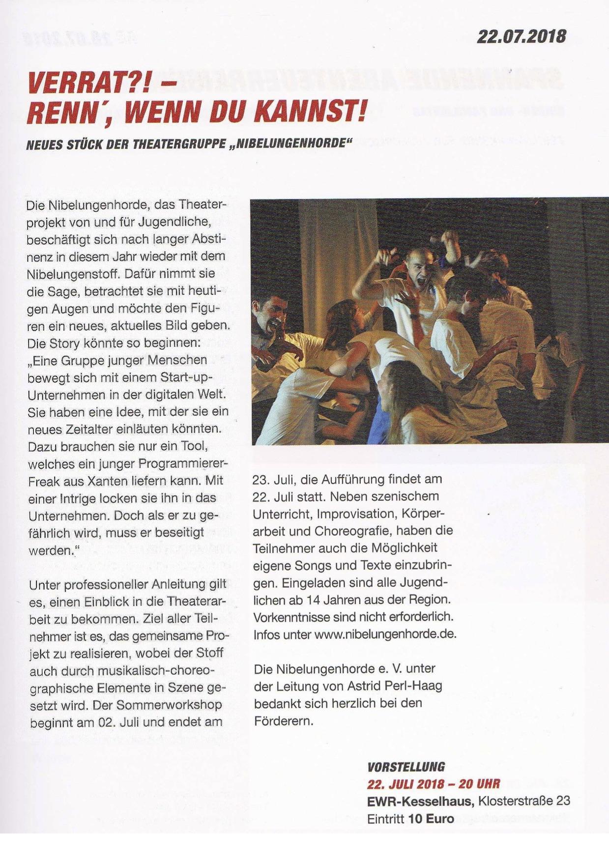 Kulturprogramm der Nibelungenfestspiele copy